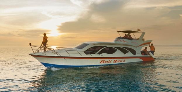 Bali Brio Fast Boat