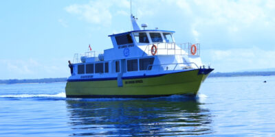 Lombok Express Fast Boat
