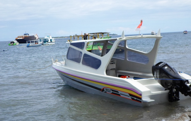 Lombok Speed Boat